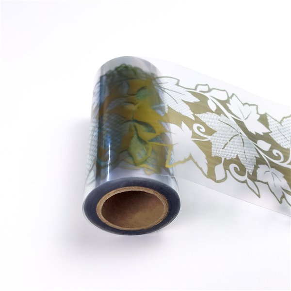 Dundee Deco Self-Adhesive Wallpaper Border for  Mirror and Window - Floral with Leaves Design - 33-ft x 4-in - Gold