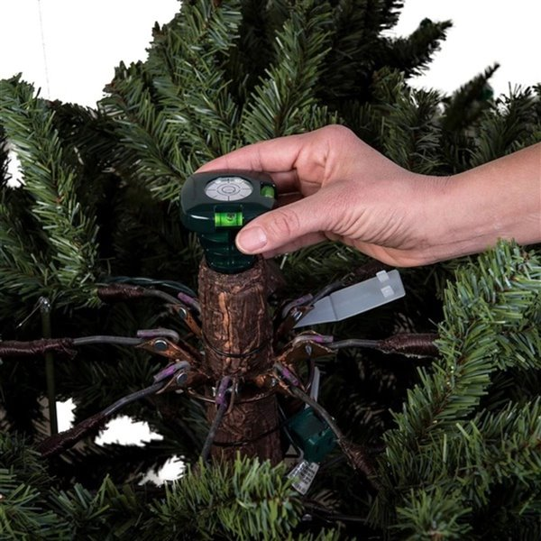 Northlight 3.75-in Green Christmas Tree All-In-One Leveller