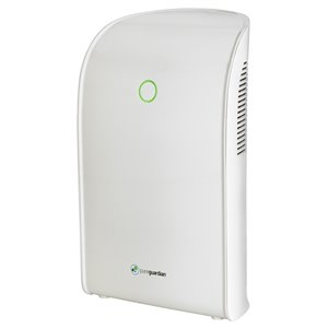 PureGuardian Dehumidifier fo Small Spaces - 1-Speed - Built-in Pump - White