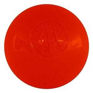 Balle originale Mylecsans rebonds, orange, chaud 60° et plus, paquet de 4