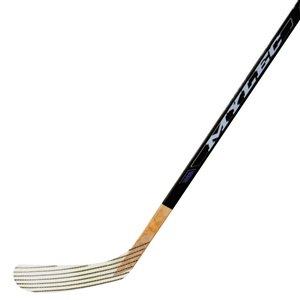 Bâton de hockey Mylec Junior MK3 multi laminé avec palette en ABS, gaucher