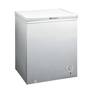 Ecohouzng Chest Freezer - 5-cu ft - White