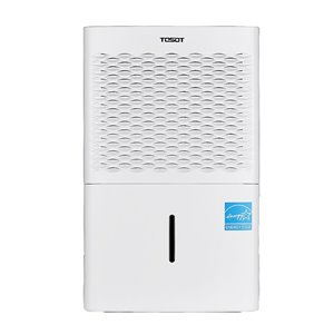 Tosot Dehumidifier with Pump - 50 Pint - White