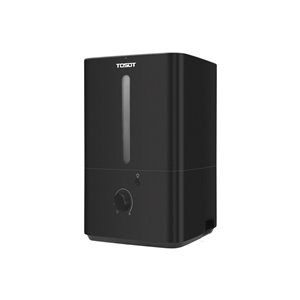 Tosot Ultrasonic Cool Mist Humidifier - 4-L - Black
