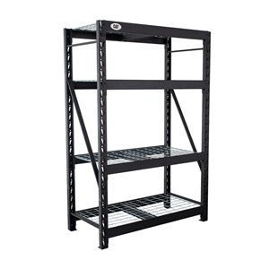 CAT Industrial Shelving 482472S4WR with 4 Shelves- 72-in x 48-in