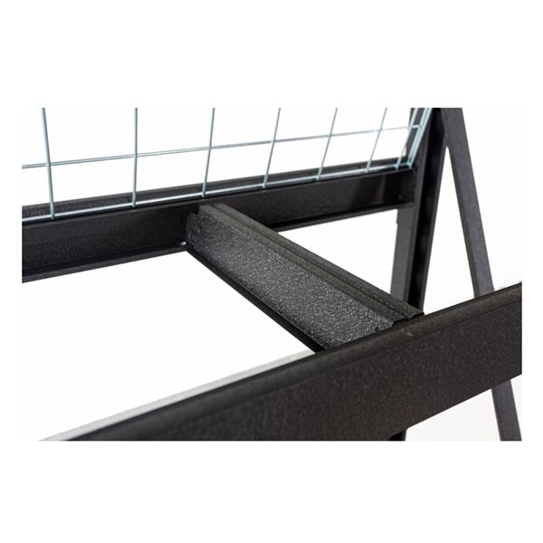 CAT Industrial Shelving 602472S4WR with 4 Shelves- 72-in x 60-in