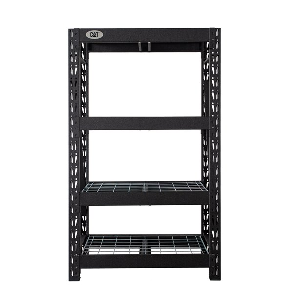 CAT Industrial Shelving 361860S3WR with 4 Shelves- 60-in x 36-in