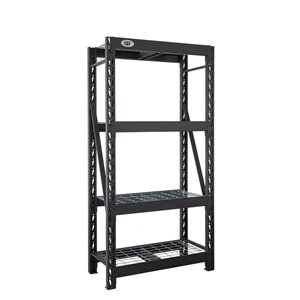 CAT Industrial Shelving 361872S4WR with 4 Shelves- 72-in x 36-in