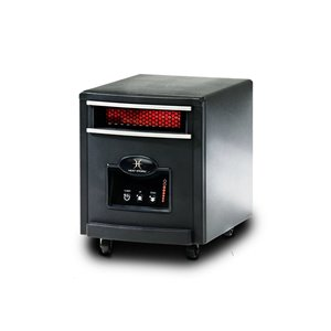 Heat Storm Mojave Portable Infrared Heater 5200 BTU/h