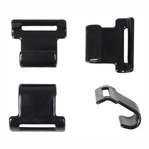 Clips de fixation pour porte-bagages souple Rightline Gear