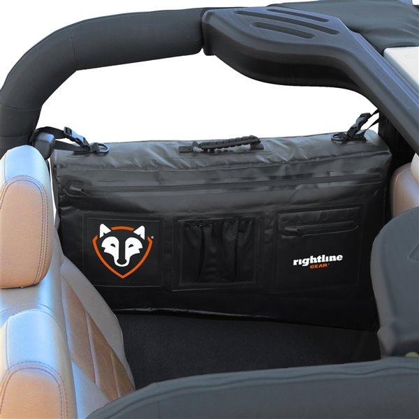 Rightline Gear Side Jeep Wrangler Side Storage Bag, Black