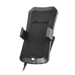 Support de cellulaire universel de SureCall, montage tableau, noir