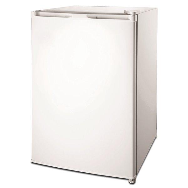 Réfrigérateur RCA compact, 4,5 pi³, blanc
