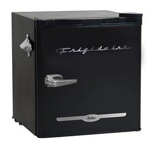 Réfrigérateur bar rétro Frigidaire, 1,6 pi³, noir
