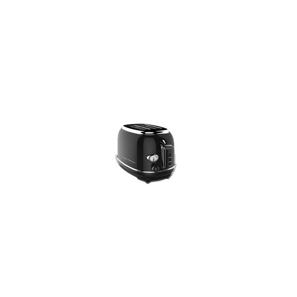 Frigidaire 2-Slice Retro Toaster - Black