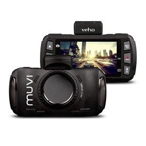 Veho Muvi Drivecam 1080p HD LCD Dash Cam - 3-in