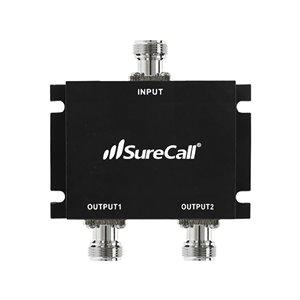 Répartiteur bidirectionnel à bande complète 2 voies SureCall