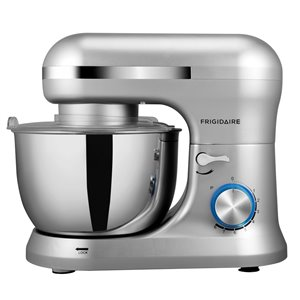 Frigidaire 4.5 L 8-Speed Stand Mixer - Silver