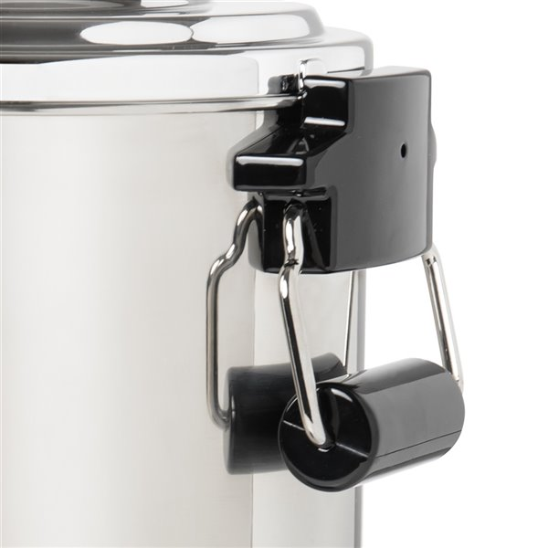 Nostalgia HomeCraft CU30SS Quick-Brewing 1000-Watt Automatic 30-Cup Coffee Urn