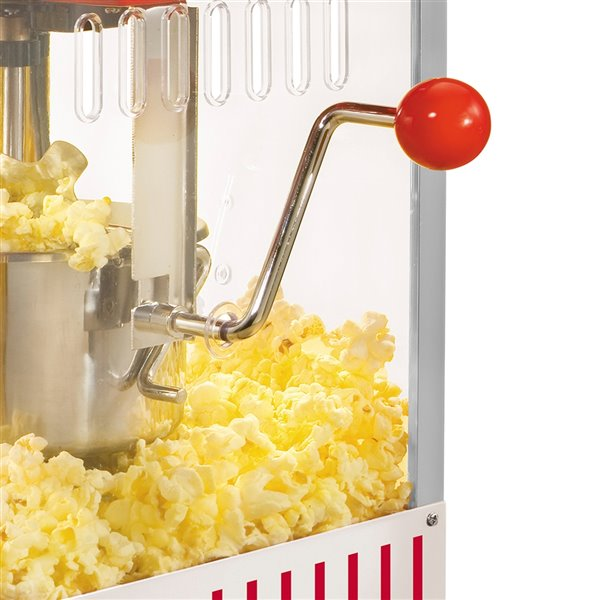 Nostalgia Vintage 2.5-Ounce Popcorn Cart - 45-in