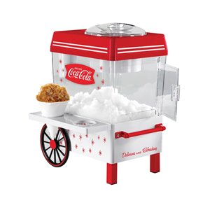 Nostalgia Coca-Cola Snow Cone Maker - Red