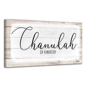 Ready2HangArt 'Chanukah' Hanukkah décoration murale