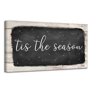 Ready2HangArt 'Tis the Season' décoration murale , 8 po x 16 po