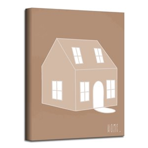 Ready2HangArt 'Minimal Home' Fall Havest Wall Art - 16-in