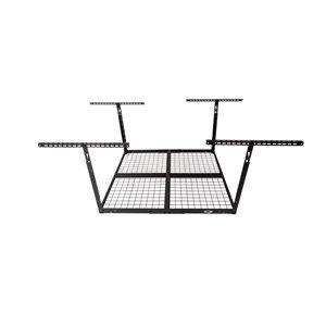 Systèmes de stockage de garage de Cat, 48 po x 38 po, acier, noir