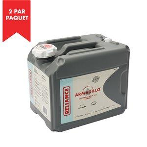 """Réservoir d'eau """"Armor-Dillo Heavy Duty"""" de Reliance, 4 gal, polyéthylène haute densité, paquet de 2"""