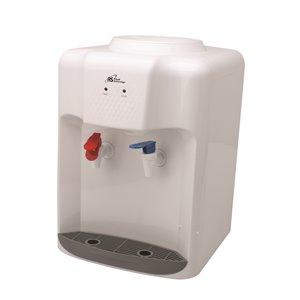 Distributeur d'eau Royal Sovereign, blanc