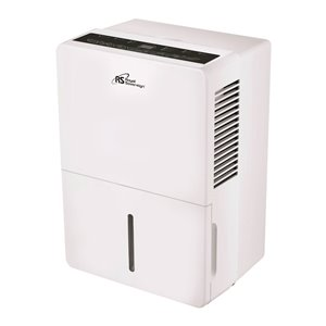 Royal Sovereign 30 Pint Dehumidifier - 13.5-in x 10.15-in x 19.5-in