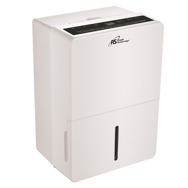 Royal Sovereign 70 Pint Dehumidifier 15-in x 11.5-in x 25-in