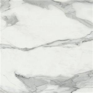 Tuile porcelaine Mono Serra 32 po x 32 po Invictus Pulido 13,78 pi ca (2 mcx / boite)