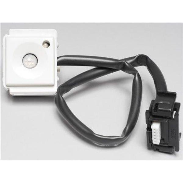 """Capteur de mouvement WhisperGreen Select SmartAction de Panasonic, module """"Plug 'N Play"""", noir"""