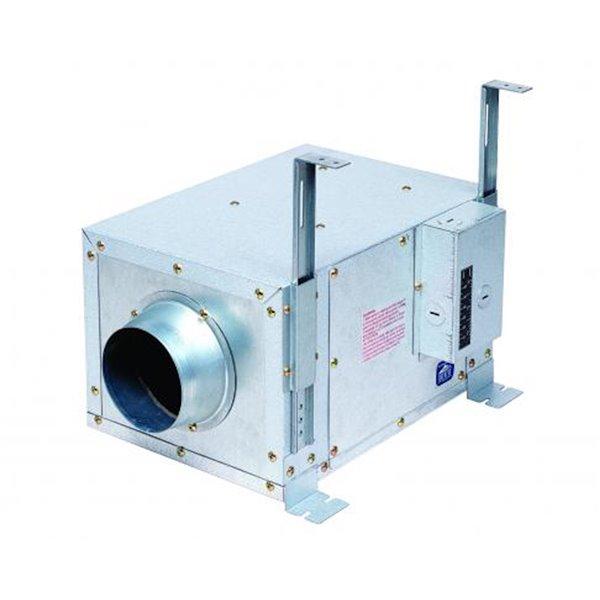 Ventilateur de salle de bain en ligne WhisperLine de Panasonic, 120 pcm
