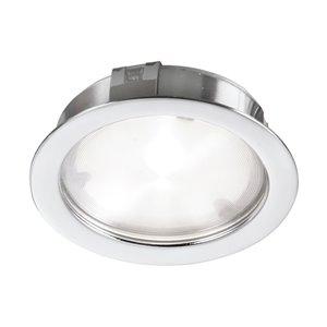 Lumière en rondelle Dainolite 24 DEL 314 lumens, blanche, 2,64 po