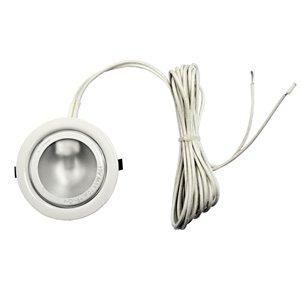 Lumière au xénon de Dainolite 400 lumens, blanche, 2,5 po