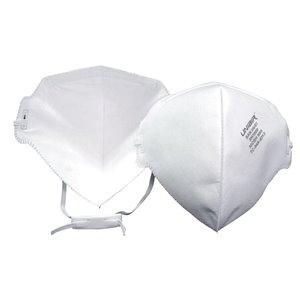 Uniair N95 Foldable Respirator Mask SH3500, NIOSH Approved, Pack of 20
