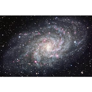 Dimex Galaxy Wall Mural - 12-ft 3-in x 8-ft 2-in