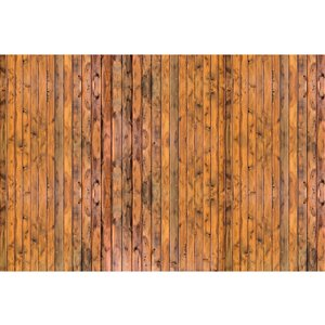 Dimex Wood Plank Wall Mural - 12-ft 3-in x 8-ft 2-in