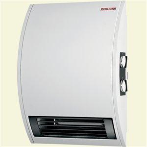 Radiateur chauffant à air pulsé Stiebel Eltron CKT 20E 2000 W 208/240 V, grille 11 po x 3,25 po