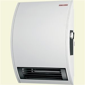 Stiebel Eltron Wall-Mounted Electric Fan Heaters CK 15E 1500 W 120 V