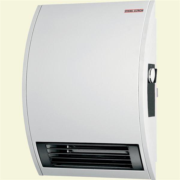 Radiateur chauffant à air pulsé Stiebel Eltron CK 20E 2000 W 208/240 V, grille 11 po x 3,25 po
