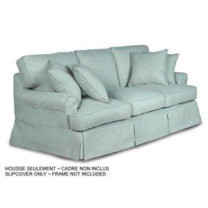 Housse pour sofa Horizon de Sunset Trading, bleu océan