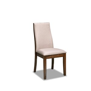 Mazin Industries Sedley Contemporary Side Chair - Brown - Set of 2
