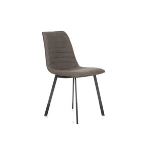 Mazin Industries Ivanhoe Traditional Side Chair - Black - Set of 2