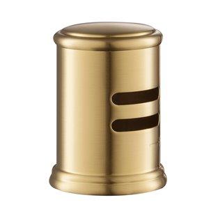 Kraus Dishwasher Universal Air Gap - Brushed Brass