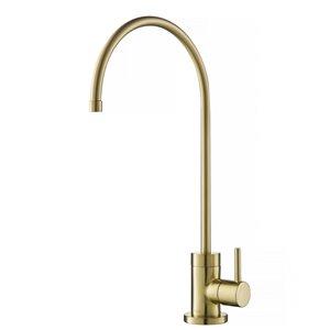 Kraus Purita Spot-Free Kitchen Faucet Water Filter - Antique Champagne Bronze