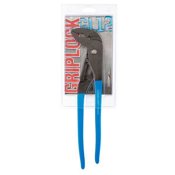 Channellock 12-in Construction Tongue and Groove Pliers